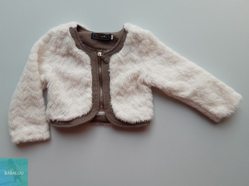 Chicaprie - Gilet - Maat 18m
