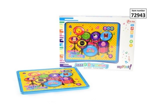 Toi Toys - Baby drum tablet - 18m